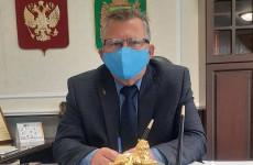 Врио министра здравоохранения Пензенской области привился от Covid-19