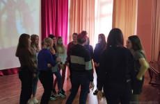 Пензенские студенты познали себя на психологическом тренинге