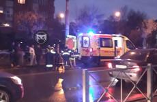 В Пензе водитель сбил пешехода и скрылся с места ДТП