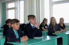 Пензенским школьникам предложили вступить в ряды волонтеров