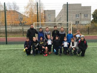 В Пензе подвели итоги первого этапа зональных соревнований по мини-футболу