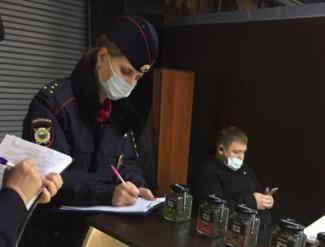 В Пензе прошли рейды по соблюдению масочного режима