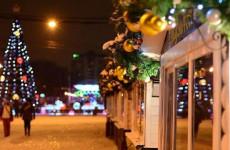 На новогоднее оформление Пензы потратят более двух миллионов рублей