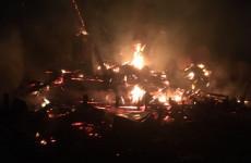 В Пензенской области в сгоревшем доме обнаружен труп мужчины