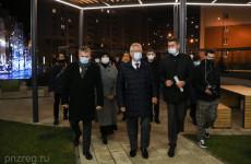 Губернатор Пензенской области оценил ход строительства ЖК «Квартет»