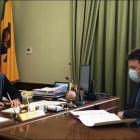 Губернатор Иван Белозерцев увеличил школьные каникулы на неделю