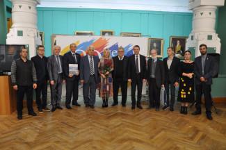 В Пензе состоялось мероприятие в честь 80-летия регионального отделения Союза художников России