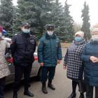 Жителям Сердобского района рассказали о правилах пожарной безопасности