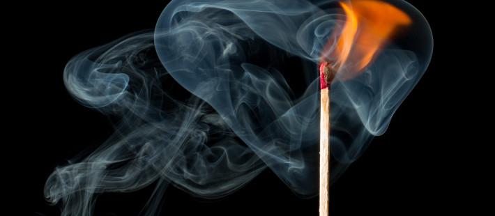 В Пензенской области за сутки было зафиксировано десять пожаров