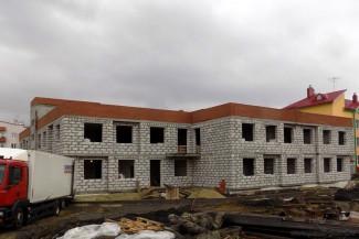 Мэр Пензы рассказал о ходе строительства детского сада в Заре