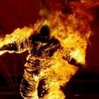 В Пензе в цирке-шапито загорелся ребенок