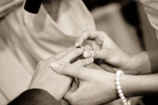 В Пензенской области свадьбы в ЗАГСах будут проходить без гостей
