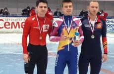 Пензенец стал призером всероссийских соревнований по шорт-треку