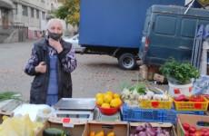 В Пензе снова прошла облава на уличных торговцев
