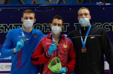 Пензенские пловцы завоевали еще две медали на чемпионате России