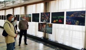В Пензе начала свою работу фотовыставка «Россия. Полет через века»