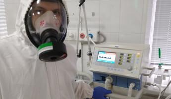 Пензенская областная больница получила 5 немецких аппаратов ИВЛ