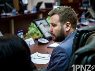 Поздравляем 10 ноября. Директор «Горводоканала» Юрий Ильин отмечает 36-летие