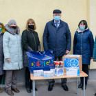 В Центр социальной помощи Железнодорожного района Пензы поступила партия СИЗов
