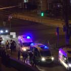 В Пензе на место серьезного ДТП приехало сразу несколько карет скорой помощи