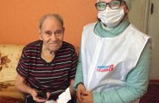 На связи. В Пензенской области ветеранам подарили мобильные телефоны