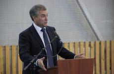 Где лекарства, бездельники?! Володин поставил Белозерцева в пример саратовскому губернатору