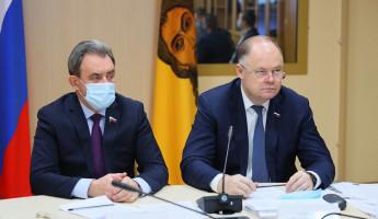 В Пензе идет формирование повестки 36-й сессии парламента региона