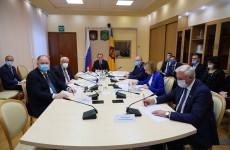 В первом чтении принят бюджет Пензенской области на 2021-2023 годы