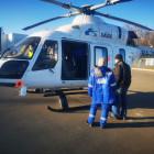 В Пензу шесть пациентов из области доставили  на вертолете