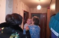 В Пензе посетили неблагополучные семьи Октябрьского района