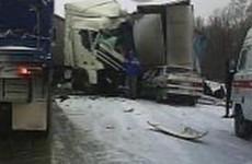 Появилось видео с места смертельного ДТП на трассе «Тамбов – Пенза»