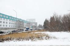 В Пензе появится новая парковка у городской больницы №1