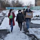 В Мокшанский детский дом-интернат передали СИЗы и канцтовары