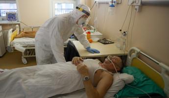 Губернатор Пензенской области пообщался с пациентами «красной зоны»
