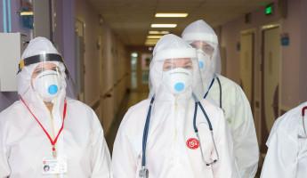 В Пензенской области провели около 485 тысяч тестов на коронавирус