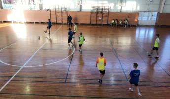 В Пензе подвели итоги зональных соревнований по мини-футболу