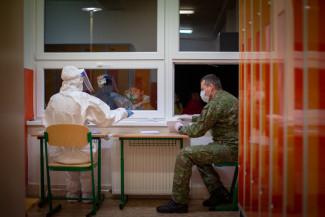 Около 36% населения Пензенской области прошли тест на коронавирус