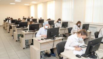 Пензенским студентам заплатят по 7 тысяч рублей за помощь врачам