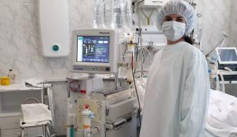В Пензе появился современный аппарат для экстракорпоральной детоксикации за 5 миллионов рублей