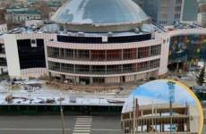 Стало известно, когда достроят купол пензенского цирка