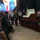 В Пензе началась церемония прощания с Василием Бочкаревым