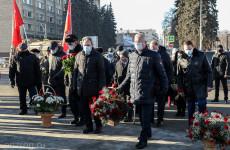 Губернатор Пензенской области почтил память Героев Отечества