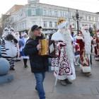 В Пензе прошло первое новогоднее мероприятие