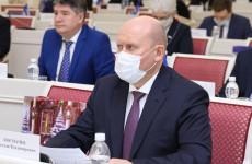 Вячеслав Космачев досрочно сложил депутатские полномочия
