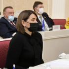 Вице-спикером парламента Пензенской области избрана женщина