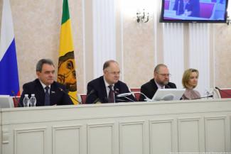В Пензе подвели итоги работы фракции «Единая Россия» за 2020 год