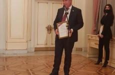 Сергей Есяков отмечен благодарностью правительства РФ