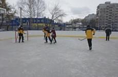 В Пензе пройдут соревнования по хоккею с мячом