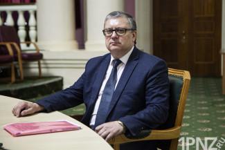 Поздравляем! 27 декабря родился председатель пензенского избиркома Александр Синюков