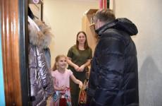 Андрей Лузгин исполнил мечту 7-летней девочки